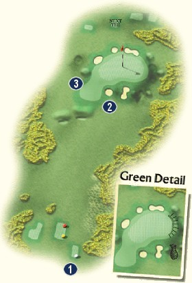 Southerndown Golf Club - Hole 14